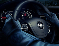 Volkswagen digital art