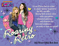 "iCarly ""Roaring Retro"" Fall/Winter 2012 Style Guide"