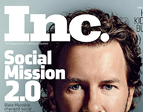 Inc Magazine Cover On Behance