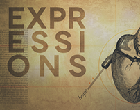 """Expressions"" Sermon Series Graphic"