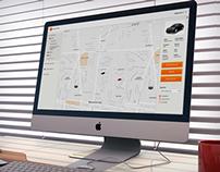 uLocate - Car Location Web Application