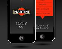 Martini Lucky me App