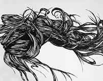 Hair- Lithography