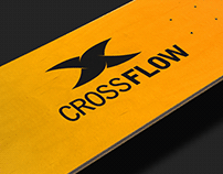CrossFlow - Logo Design