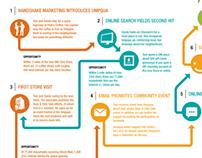 Infographic Design for Umpqua Bank