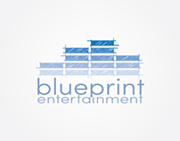 Brandon bussell on behance blueprint entertainment logo malvernweather Images