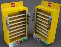 Lego Retail Shelf
