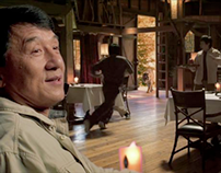 Jackie Chan for Wild Aid