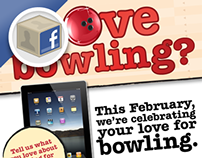 Hollywood Bowl- Facebook Competition App