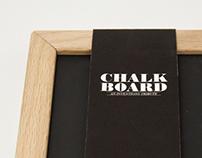 Chalkboard DVD Box