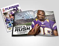 2012 Vikings Programs