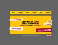 Vestibular ESPM-Sul 2011