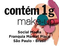 Social Media Contém 1G Make Up