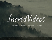 Site for video production company
