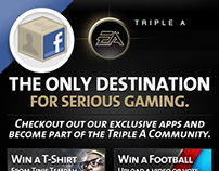 EA Triple A - Facebook Competition Apps