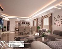 Eng/ Sherif Dorgham Villa Design