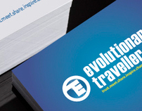 Evolution Traveller Branding