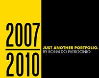 My Portfolio 2007-2010