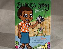 Junior's Story - MRM - YWAM