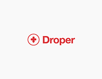 Droper | Portable energy self-sufficient device
