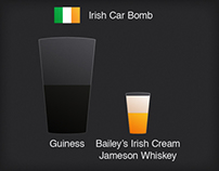 International Car Bombs Poster
