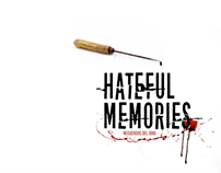 HATEFUL MEMORIES Movie (Drafts Covers)