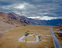 Ladakh from Above_Dji Mavic Pro