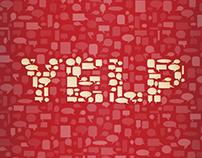 Yelp Logo & Brand Repositioning