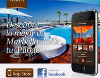 Newsletter Marbella iPhone App