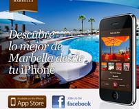 Newsletter Marbella iPhone App