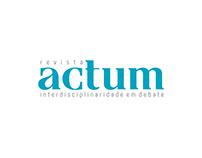 Identidade Visual - Revista Actum