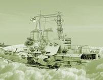 HMS BELFAST MKII