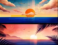 Oahu Sunsets