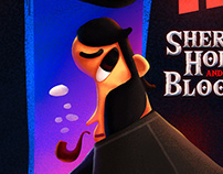 Sherlock Holmes and the Blood Trail