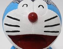 Doraemon Vinyl Toy