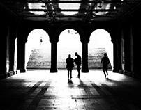Silhouette series II