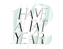 Have a fat year / central