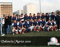 UFV Rugby Team