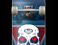 VOC Skateboard 2011