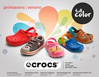 Campaña primavera/verano CROCS 2011
