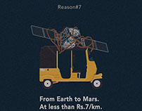 Indian Space Research Organisation- Mars Mission