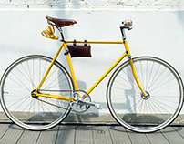 F5 Pista Custom : Mellow Yellow