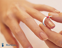 Ring Sizer design for Bluestone.com