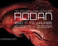 Rodan LivingSundays Cards & Posters