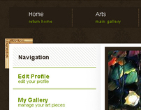 Meritage Art Website