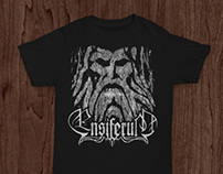 Ensiferum: Elite Warrior -T-shirt