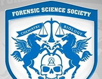 MTSU Forensics Society Logo