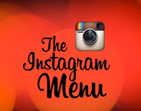 Instagram Menu