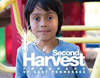 Second Harvest of East Tennessee Custom Website
