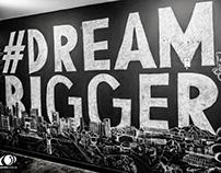 Chalkboard Wall Illustration